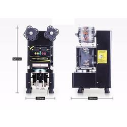 Máy dập cốc tự động -Máy ép miệng ly tự động FEST RC95