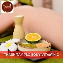 [Evoucher_Quận Phú Nhuận_HCM] Thanh Tẩy TBC Body Vitamin C Tại Mầm Gạo Spa