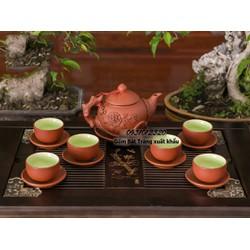 bộ trà phúc lộc thọ