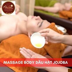 [Evoucher_Quận Bình Thạnh_HCM] Massage Body Dầu Hạt Jojoba Tại Mầm Gạo Spa