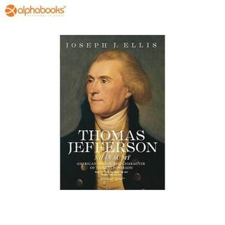 Sách Alphabooks - Thomas Jefferson - Nhân sư Mỹ bìa cứng - 8935270700799 thumbnail