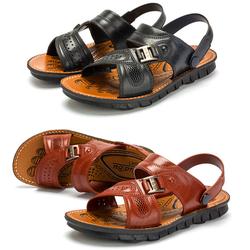 [Hỗ trợ trừ 10K Phí Vận chuyển cho quý Khách] Giày Sandal Nam Quai Ngang Nam Huabu Sport Hot trend 2020