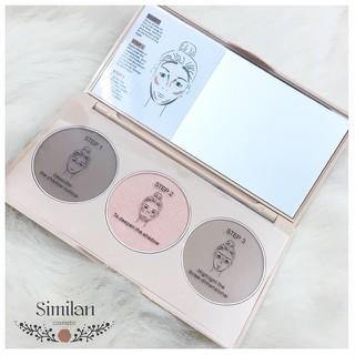 Bảng tạo khối Bảng tạo khối Jojo makeup Contouring Palette [ TẶNG CỌ SỐNG MŨI] - 8809445612388 thumbnail