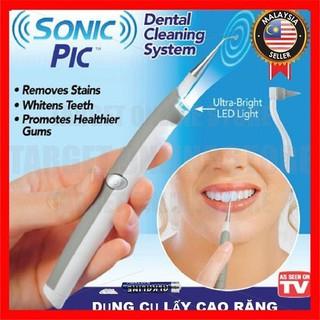 Dụng cụ lấy cao răng tại nhà dùng bằng pin - CR12 thumbnail