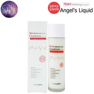 Nước Thần Giúp Trắng Da, Làm Mờ Thâm Angel s Liquid Tone Up Whitening Program Treatment Essence 150ml - toner.7day.150ml thumbnail