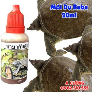 Mồi Dụ Baba - Thuốc Dụ Baba Thái Lan Siêu Nhậy - Thuốc Dụ Baba Thái Lan thumbnail