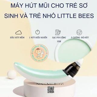MÁY HÚT MŨI THÔNG MINH SẠC PIN CHO BÉ LITTLE BEE - MÁY HÚT MŨI - MÁY HÚT MŨI THÔNG MINH S thumbnail