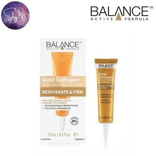 Tinh châ t dươ ng mắt, gia m nê p nhăn balance active formula gold collagen serum 15ml - kemmat.BalnceGold thumbnail