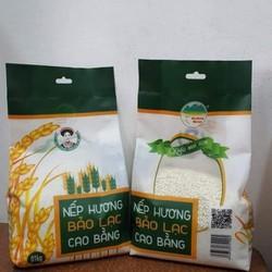 Gạo nếp hương - đặc sản Bảo lạc - Cao bằng