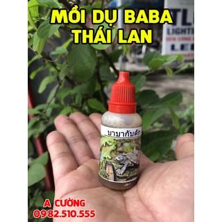 Mồi Dụ Baba - Thuốc Dụ Baba Thái Lan Siêu Nhậy - Mồi Dụ Baba - Thuốc Dụ Baba thumbnail