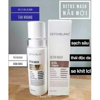 Nạ thải độc detox blanc mẫu mới - Hàng chính hãng - 431 thumbnail