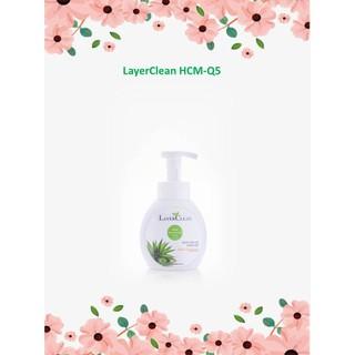 Nước rửa tay hữu cơ Layer Clean hương Lô Hội - chai 330ml - RTLL300 thumbnail