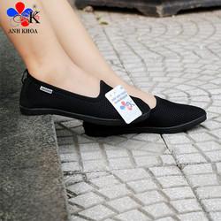 Giày nữ Anh Khoa A83, Giày lười nữ xuất Nga, Giày thể thao nữ Anh Khoa