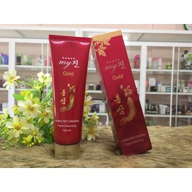Sữa rửa mặt Sâm Đỏ Hàn Quốc - SRM-đỏ