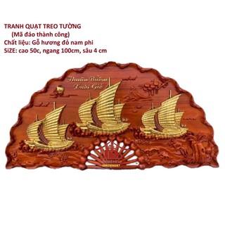 Tranh thuận buồm xuôi gió - QG-0004 thumbnail