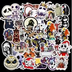 Sticker ZOMBIE nhựa PVC không thấm nước, dán nón bảo hiểm, laptop, điện thoại, Vali, xe, Cực COOL #3̉̉̃9