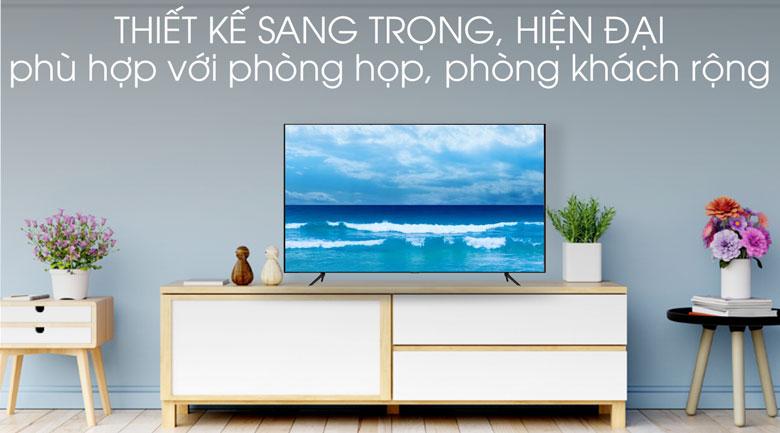 4K-Smart Tivi QLED Samsung 4K 55 inch QA55Q70T