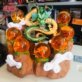 Combo Ngọc, Đế, Rồng Dragon Ball - Combo Rồng