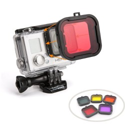 Filter đổi màu cho GoPro 4