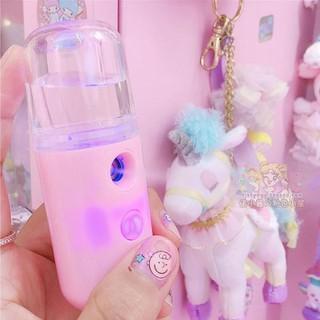 máy phun sương nano mini- máy xông hơi mini tạo độ ẩm - máy phun sương nano thumbnail