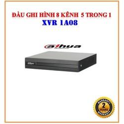 Đầu ghi hình Dahua XVR1A08 8 kênh HD 1080N + 2 kênh IP, kết nối 5 in 1