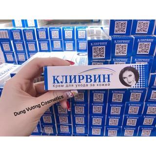 Kem Đặc Trị Sẹo KLIRVIN Nga 25g - KLIRVIN thumbnail