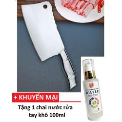 [ FREE SHIP][ TẶNG NƯỚC RỬA TAY KHÔ 50ML ]  DAO CHẶT XƯƠNG SLICE KNIFE INOX