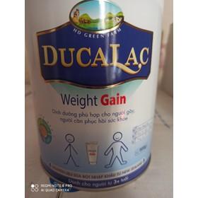 Sữa người gầy 900g dễ hấp thụ mau tang cân - DuCaLac Weight Gain