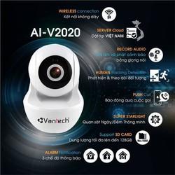 camera wifi vantech V2010 2.0