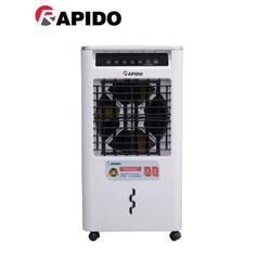 Quạt điều hòa không khí Rapido 3000-D  - Hàng chính hãng - có thể lắp thêm tấm lọc không khí nano bạc