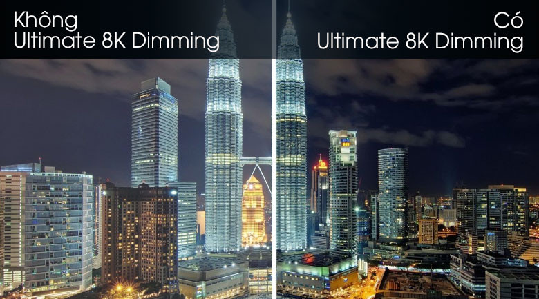 Smart Tivi QLED Samsung 8K 65 inch QA65Q800T - QLED