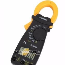 Ampe Kìm Kẹp Vạn Năng Đo Dòng DT3266L