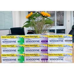 Kem đánh răng cho răng nhạy cảm Sensodyne Gum Care 100G X 2 Tuýp
