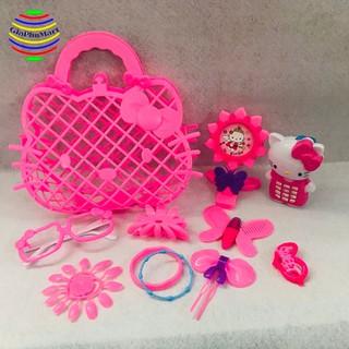 Đồ chơi giá rẻ-Đồ chơi bé gái Hello Kitty - Đồ chơi bé gái Hello Kitty thumbnail