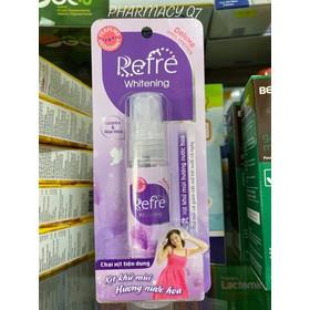 Xịt khử mùi Refre Whitening Deluxe Hương sang trọng - refretim-0