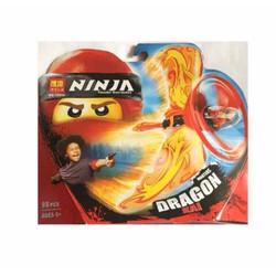 con quay ninja - đỏ