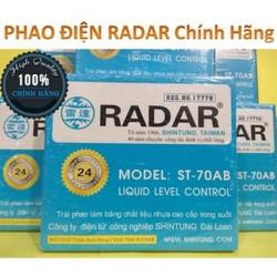 Phao điện RADAR ST-70AB - CÔNG TẮC ĐỊNH VỊ CHẤT LỎNG