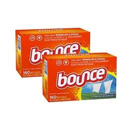 Giấy thơm Bounce USA 160 tờ
