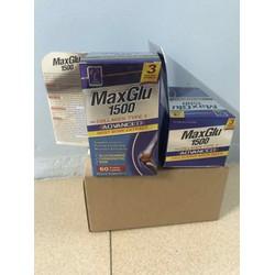 MaxGlu 1500 hỗ trợ xương khớp hộp 60 viên
