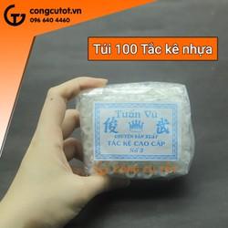 Tắc kê nở nhựa số 3 TÚI 100 cái