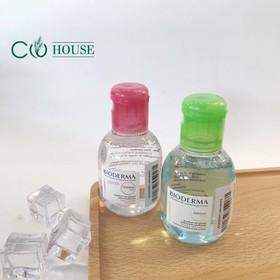 Nước Tẩy Trang Bio Crealine H20 Cho Da Dầu Và Da Hỗn Hợp 100ml - bbx05