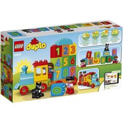 [LEGO CHÍNH HÃNG] 10847 - Đoàn Tàu Số Học - LEGO DUPLO Number Train 10847