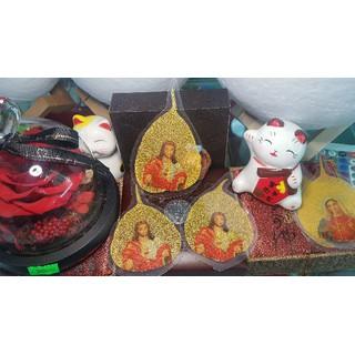 Lá bồ đề hình chúa Giê su - BD4 thumbnail