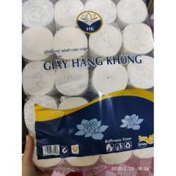 60 cuộn giấy vệ sinh không lõi