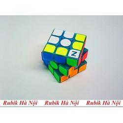 Rubik 3x3 Zcube Dạ Quang Xanh Dương