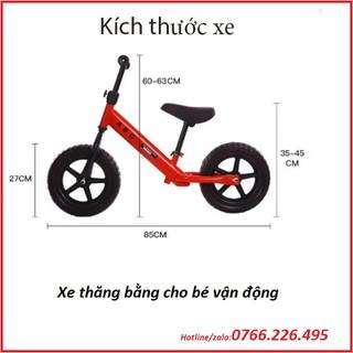 Xe đạp thăng bằng trẻ em - Xe đạp thăng bằng DC002-5 thumbnail
