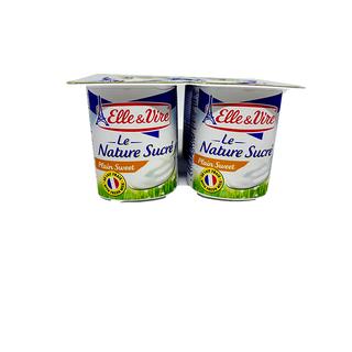 Sữa Chua Vị Tự Nhiên HIỆU Elle & Vire HỘP 125g - M347 thumbnail