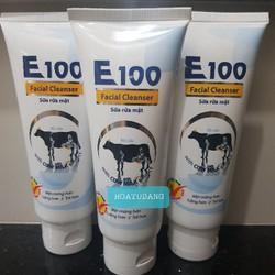 Sữa rửa mặt E100 tuýt 80ml