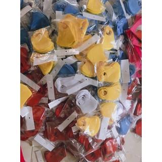 Combo 10 chiếc khẩu trang trẻ em su poly cao cấp - 10sukids 3