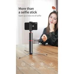 Gậy chụp hình Tự Sướng- Live Stream tích hợp Tripod xếp gọn Baseus Fully Folding Selfie Stick